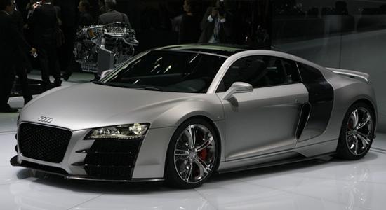 Audi A4 Interior - Audi - [Audi Cars Photos] 786