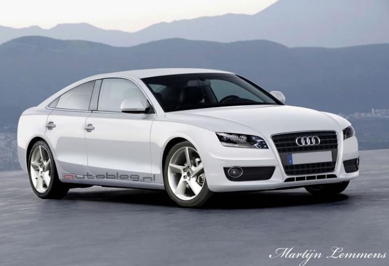 Audi Headlight Nozzle - Audi - [Audi Cars Photos] 719