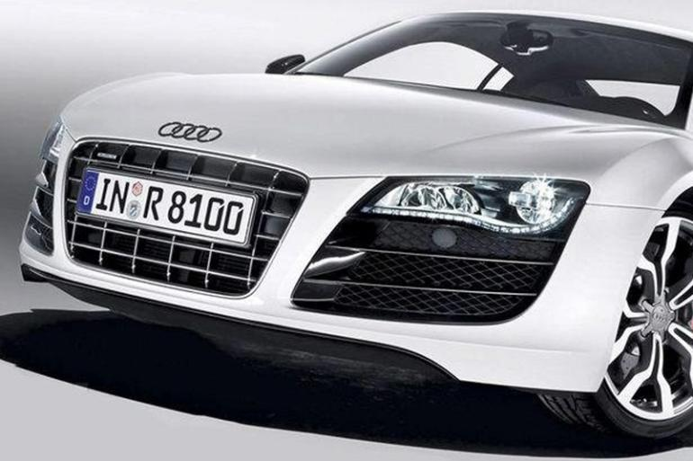 Audi S4 Calipers - Audi