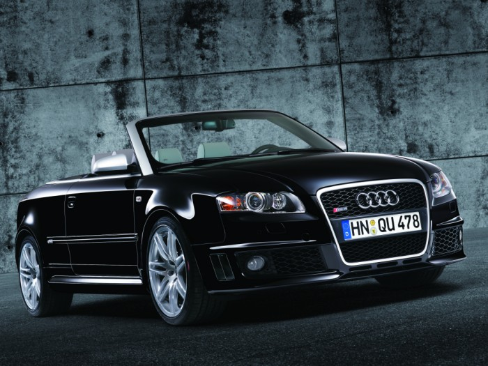 Reviews New European Model Audi A4 - Audi - [Audi Cars